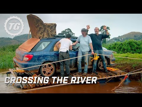 Top Gear in Africa