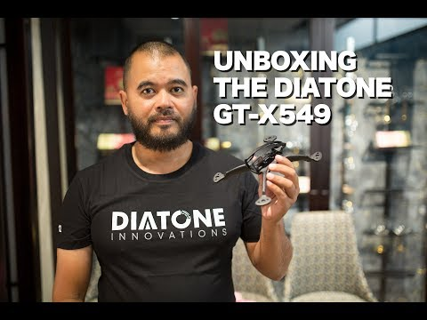 diatone-gt-x549-unboxing