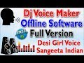 Make Your Dj Name ॥ Make Sangeeta Hindi Voice Tag Offline Free 2017 In Hindi