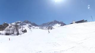 Cervinia Skiing with Club Med April 2016