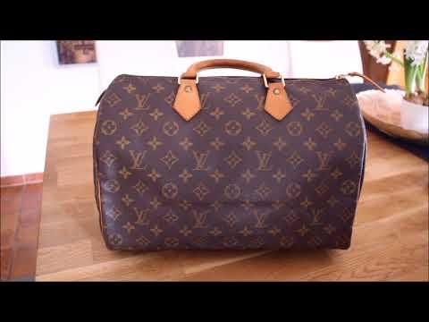 Woran erkenne ich eine originale Louis Vuitton Handtasche? Fake Check German