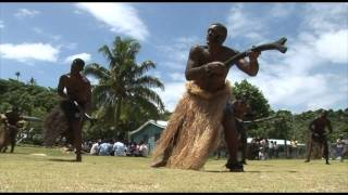 preview picture of video 'P&O  Pacific Jewel - Dravuni Island  Fiji - South Pacific  -  Bounty Adventure Cruise'