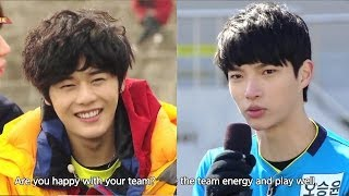 Let's Go! Dream Team II | 출발드림팀 II : Celebrity Futsal Competition (2014.04.12)