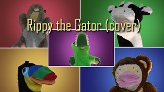 Rippy the Gator | Sam Campione Acapella Cover WITH PUPPETS!