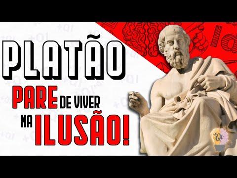 PLATÃO | 5 CONSELHOS para a VIDA com Platão | Mundo das ideias e Mito da caverna.