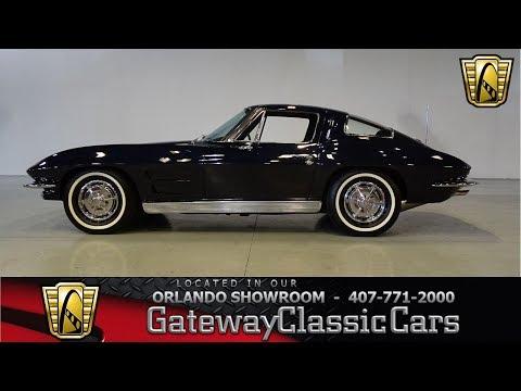 Video of '63 Corvette - M6BN