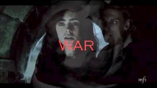 the mortal instruments | this is war
