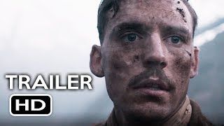 Journey's End Official Trailer #1 (2018) Sam Claflin, Asa Butterfield War Drama Movie HD