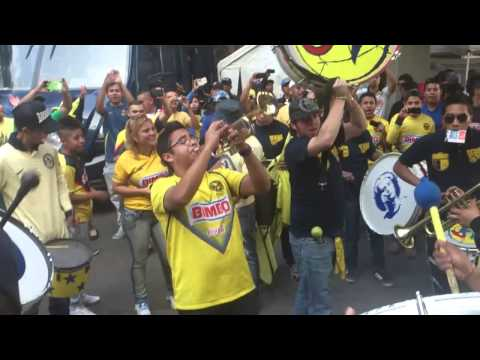 """La Monumental 16"" Barra: La Monumental • Club: América • País: México"