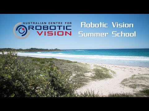 Robotic Vision Summer School 2019