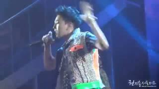 111203 YG CONCERT - BIGBANG - G-DRAGON - LIE [FANCAM]