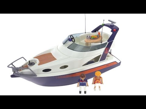 Playmobil Luxury Yacht review! 5205