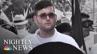 Charlottesville Suspect James Alex Fields Jr. Makes First Court Appearance | NBC Nightly News