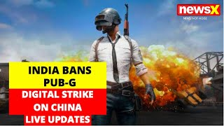 India bans Pub-G | Digital Strike On China | Live Updates | NewsX  IMAGES, GIF, ANIMATED GIF, WALLPAPER, STICKER FOR WHATSAPP & FACEBOOK