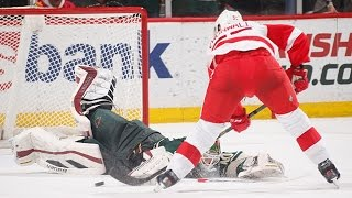 Shootout: Red Wings vs Wild