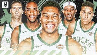 Milwaukee Bucks VERY BEST Plays & Highlights from 2018-19 NBA Season!