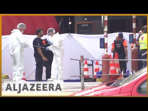 🇧🇪 Liege shooting: Gunman kills at least three in Belgian city | Al Jazeera English