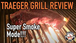 Traeger Timberline Review: Super Smoke!