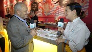 La autentica cocina del mar con la Chef Solange Muris en Millesime Tropical
