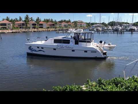 Endeavour Trawler Cat video