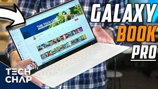 Samsung Galaxy Book Pro Impressions - The OLED MacBook Killer?