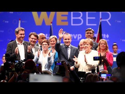 Ευρωεκλογές 2019: Τελευταίες εκδηλώσεις για Βέμπερ και Τίμερμανς…