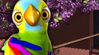 El lorito Pepe  - Las Canciones de la Granja de Zenón 3