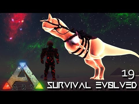 ARK: SURVIVAL EVOLVED - GAME CHANGING ARMOR TOOLS & DINO