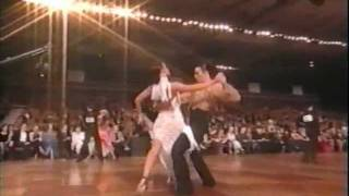 Championship Ballroom Dancing International Latin Final Round 1998-99