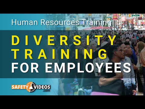 Diversity Training Video for Employees