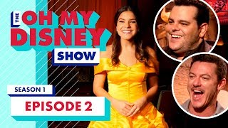 The Oh My Disney Show In A Tale As Old As Time: Beauty and the Beast