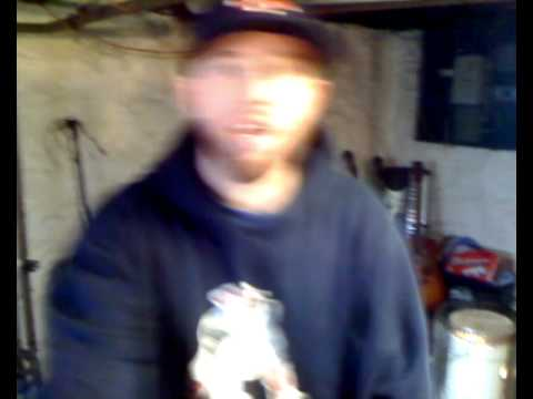 DYNAMO-P basement freestyle 10/18/2010 Part 1