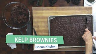 (Sea)Weed Brownies | Ocean Kitchen | Kholo.pk