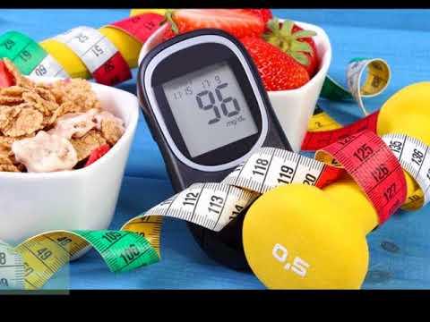 Ser saludable para la diabetes