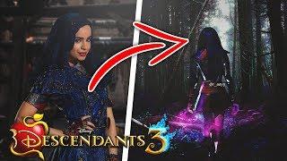 Descendants 3 - Evie Has Been CURSED??!