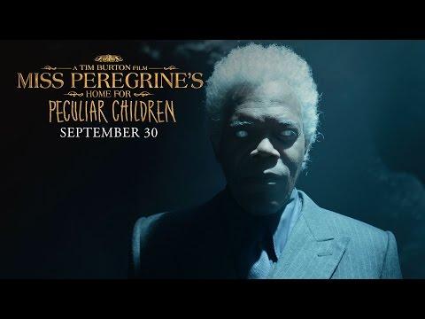 Video trailer för Inside Tim Burton's Miss Peregrine's Home For Peculiar Children [HD] | 20th Century FOX