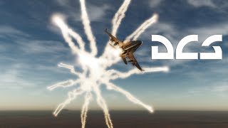 DCS: F/A-18C Countermeasure Tutorial/Comprehensive Explanation