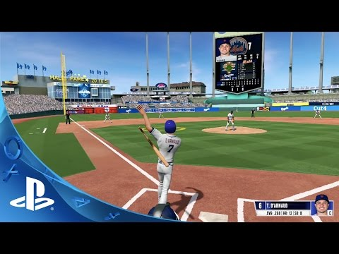 R.B.I. Baseball 16 - Gameplay Trailer | PS4 thumbnail