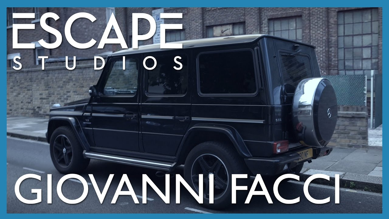 Escapee Showreels - Giovanni Facci