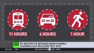 RT correspondent's road trip to North Korean nuclear site