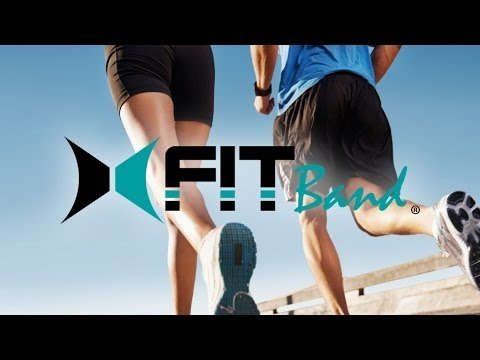XFit Wireless Activity and Sleep Monitor