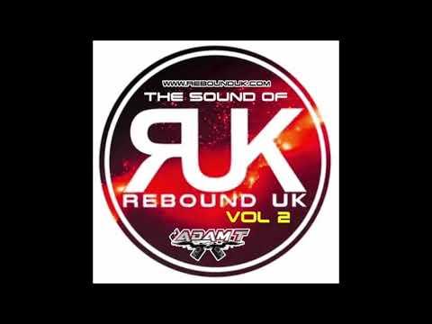 Adam T - The Sound of Rebound UK Volume 02 CD 1 2018