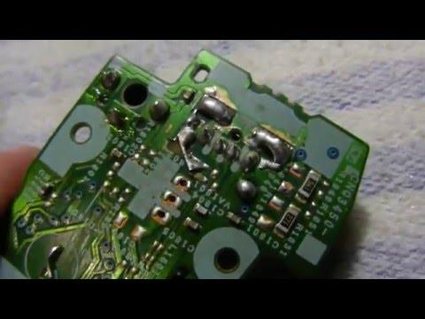 Ремонт USB панельки магнитолы Pioneer