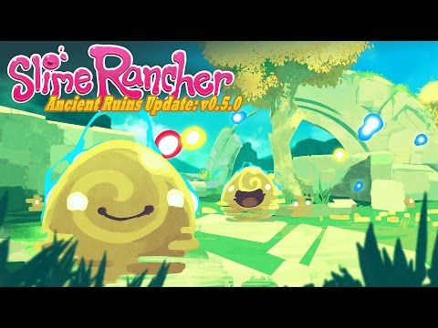 Slime Rancher - Ancient Ruins Update Trailer thumbnail