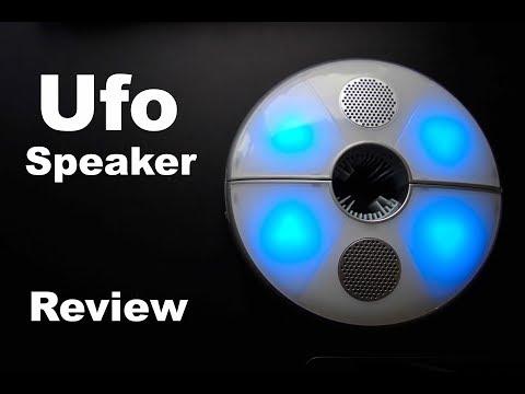 LED UFO mit Bluetooth für draußen?? Test / Review Kingso Schirmleuchte