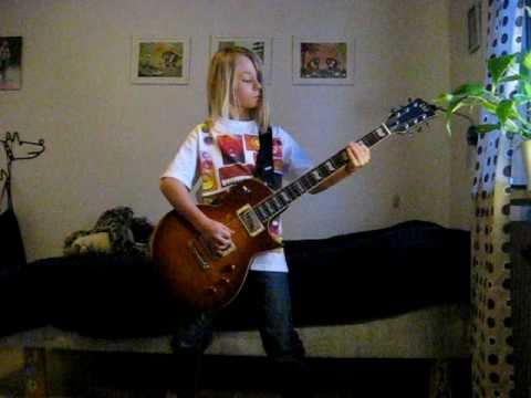 Yngwie Malmsteen - Vengeance (John, 11 years old)
