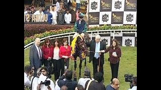 Well Connected with David Allan up wins The Kingfisher Ultra Derby Bangalore Gr 1 2019