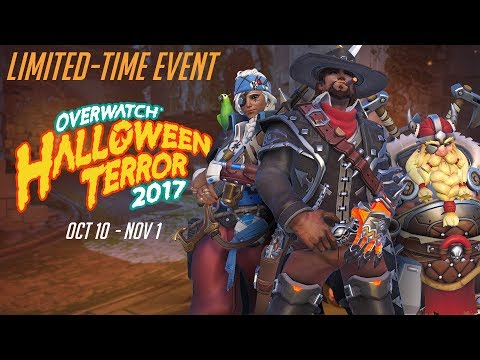 Seasonal Event | Overwatch Halloween Terror 2017