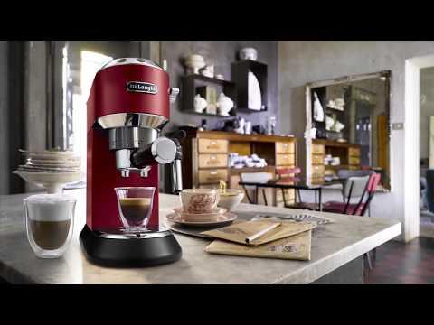Рожковая кофеварка Dedica Style