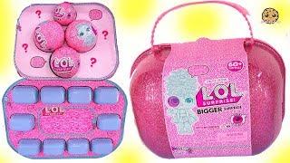 LOL BIGGER Surprise Capsule Over 60 Surprises !!!! Exclusive Big Sisters Blind Bags